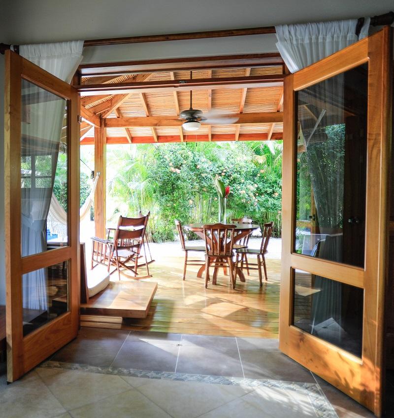 Two Bedroom villas – pool view
