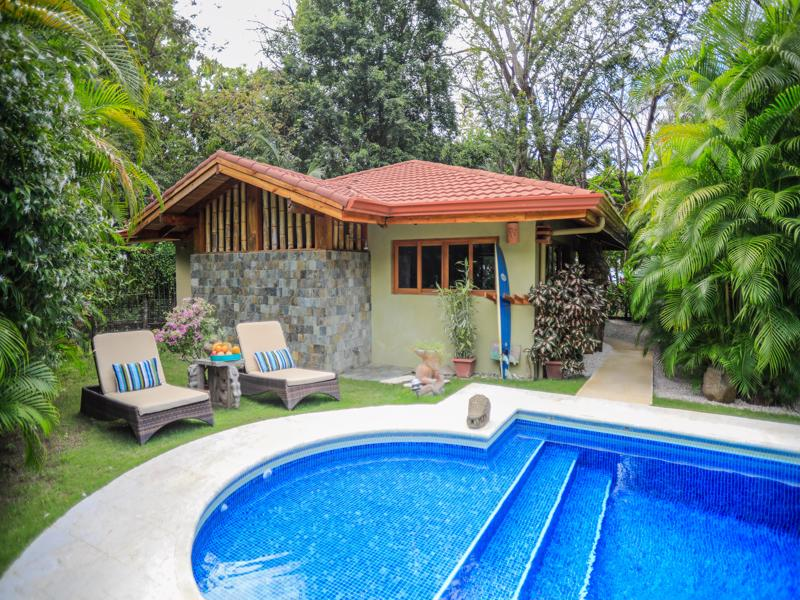 Two Bedroom villas – jungle view